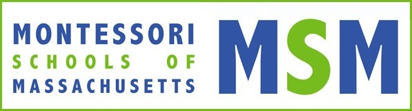Montessori schools of Massachusetts logo