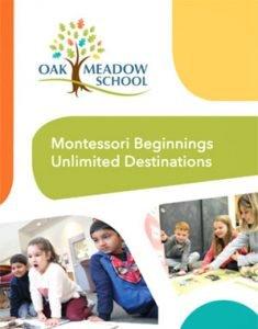 Oak Meadow school brochure