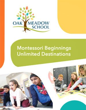 Oak Meadow school brochure